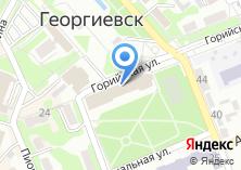 Компания «Мониторинг-КМВ» на карте