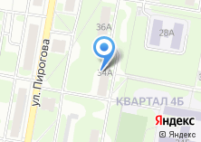 Компания «Библиотека семейного чтения им. М. Горького» на карте