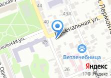 Компания «Центр образования №10 г. Георгиевска» на карте
