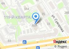 Компания «В2Вдоставка» на карте