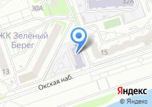 Компания «Академия бровей и макияжа Ирины Худяковой» на карте