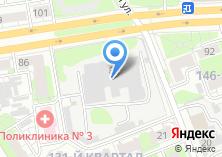 Компания «Хлебозавод №9» на карте