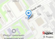 Компания «Промарматура» на карте