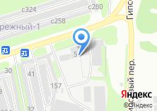 Компания «Мебельная фирма» на карте