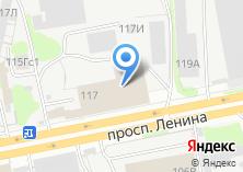 Компания «ХимПромСталь» на карте