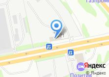 Компания «Реалтехгаз» на карте