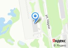 Компания «НИИК» на карте