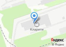 Компания «ДзержинскМебель» на карте