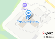 Компания «Нижсталь» на карте