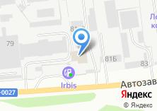 Компания «АвтоЦентр-НН» на карте