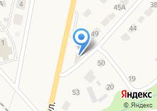 Компания «DELTA» на карте