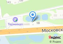 Компания «Мастерская по ремонту тентов» на карте