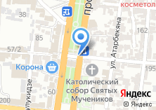 Компания «Партнер37» на карте