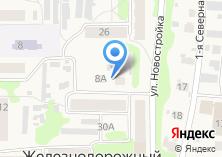 Компания «Журавушка» на карте