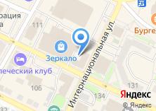 Компания «Меридиан» на карте
