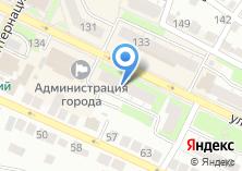 Компания «Оника» на карте