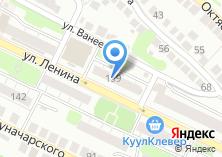 Компания «Ателье на Ленина» на карте