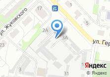 Компания «Аварийно-диспетчерская служба Кстовского района» на карте