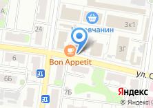 Компания «Хозмаркет» на карте