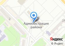 Компания «Инспекция административно-технического надзора Нижегородской области» на карте