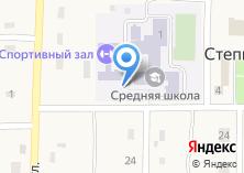 Компания «Россошинская средняя общеобразовательная школа» на карте