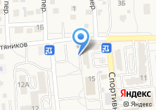 Компания «Геосфера-М» на карте