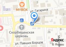 Компания «Волгоградэнергосбыт» на карте