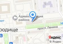 Компания «Городищенский историко-краеведческий музей» на карте