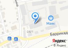Компания «Стеклокомплект» на карте