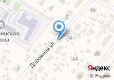Компания «Продуктовый магазин на Дорожной» на карте