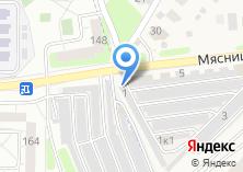 Компания «Нский центр обслуживания захоронений сириус» на карте