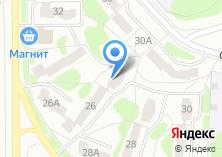 Компания «АКБ Московский Вексельный Банк» на карте