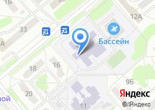 Компания «Лицей №230» на карте