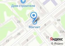 Компания «Дом строителя» на карте
