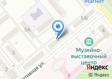 Компания «TV-ЦЕНТР» на карте