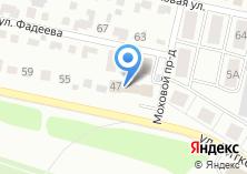 Компания «Регион Авто» на карте