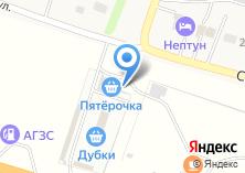 Компания «Пятёрочка+» на карте