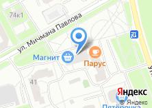Компания «Возле дома» на карте