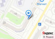 Компания «Сеть суши-баров» на карте