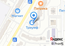 Компания «Ирен» на карте