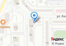 Компания «Мой ребенок» на карте