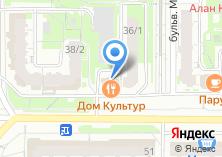 Компания «Строящееся административное здание по ул. Максима Горького проспект» на карте