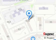 Компания «Малинка» на карте