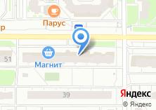 Компания «АВТОРЕНТ 21» на карте