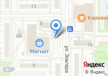 Компания «Зернышко» на карте