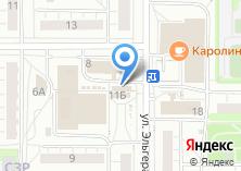 Компания «ПоН-ЧиКи-ЧиКи» на карте
