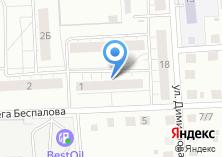 Компания «Чапаевский» на карте