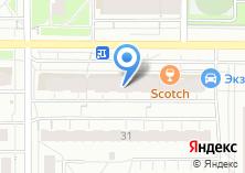Компания «Decando» на карте