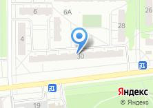 Компания «Семейный» на карте