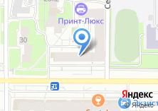 Компания «Копир-сервис» на карте